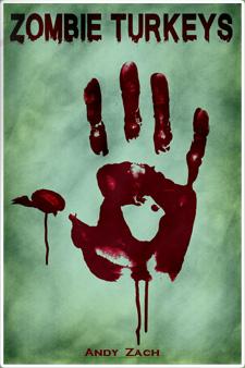Get Midnight Zombie Turkeys Books Free Tonight!