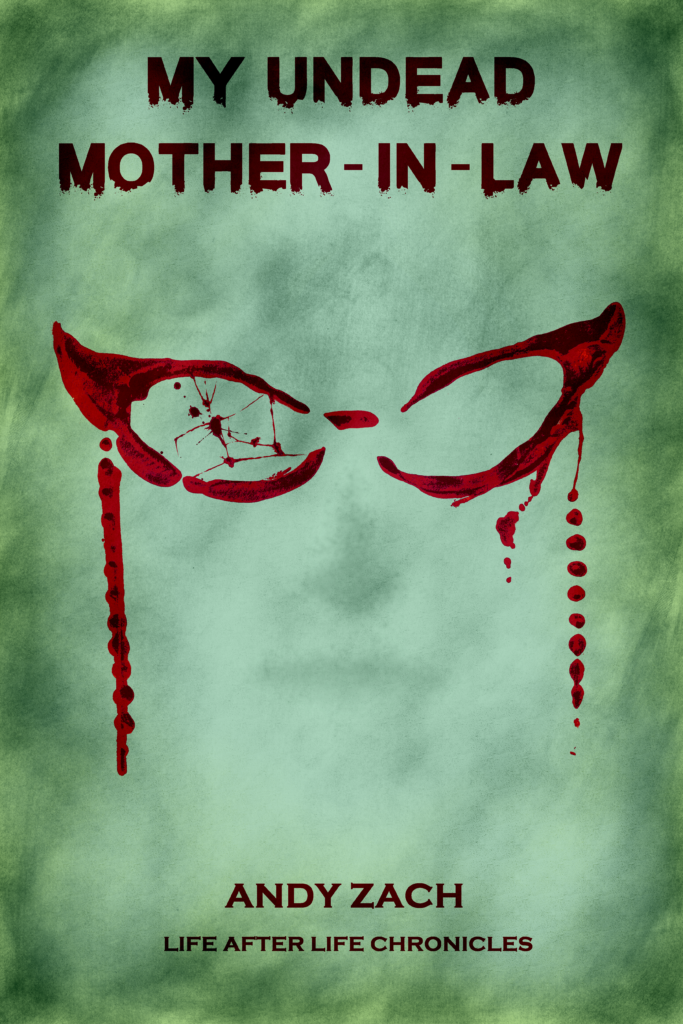 My Undead Mother-in-law Cover