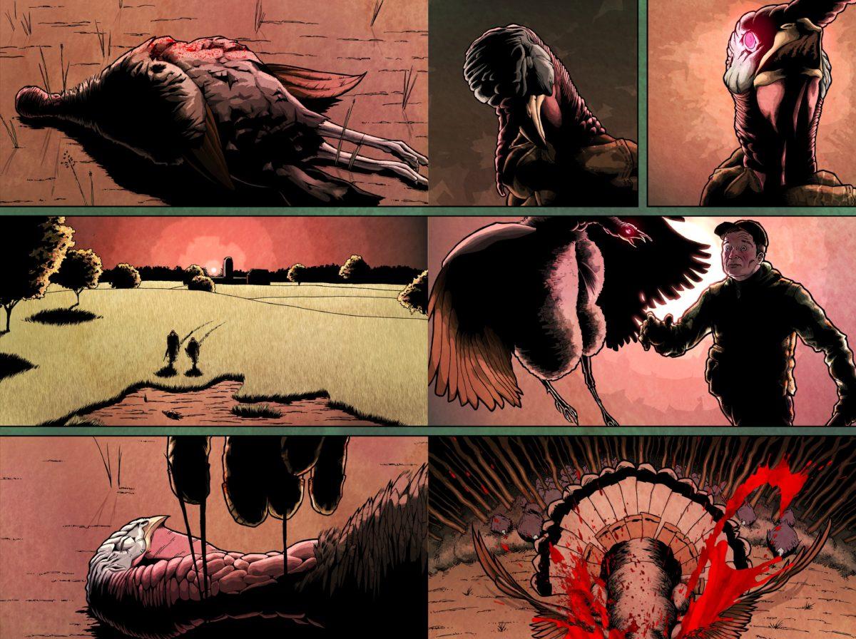 Best Zombie Turkeys Review Yet!
